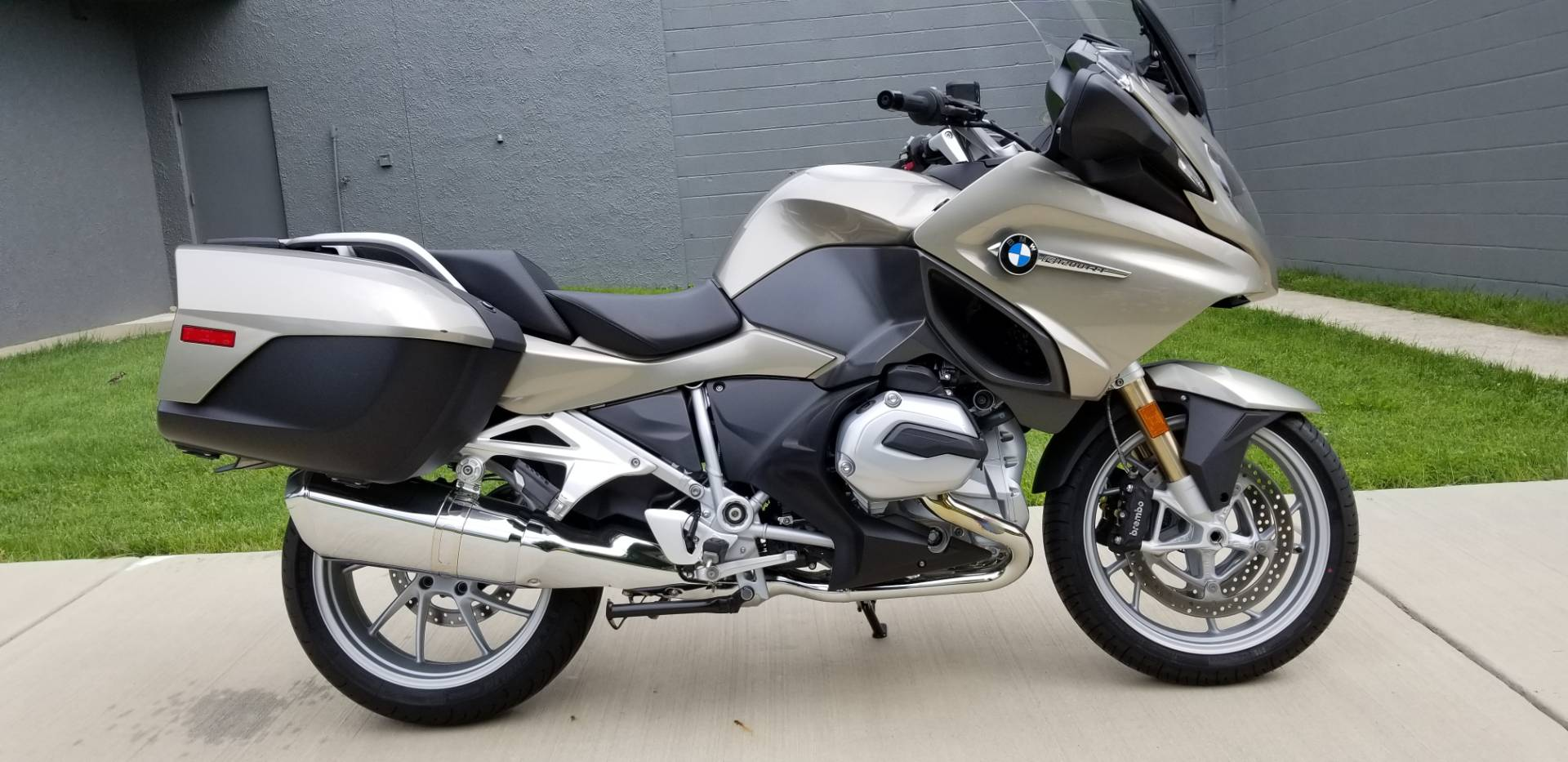 new 2017 bmw r 1200 rt motorcycles in gaithersburg md stock number 466498. Black Bedroom Furniture Sets. Home Design Ideas