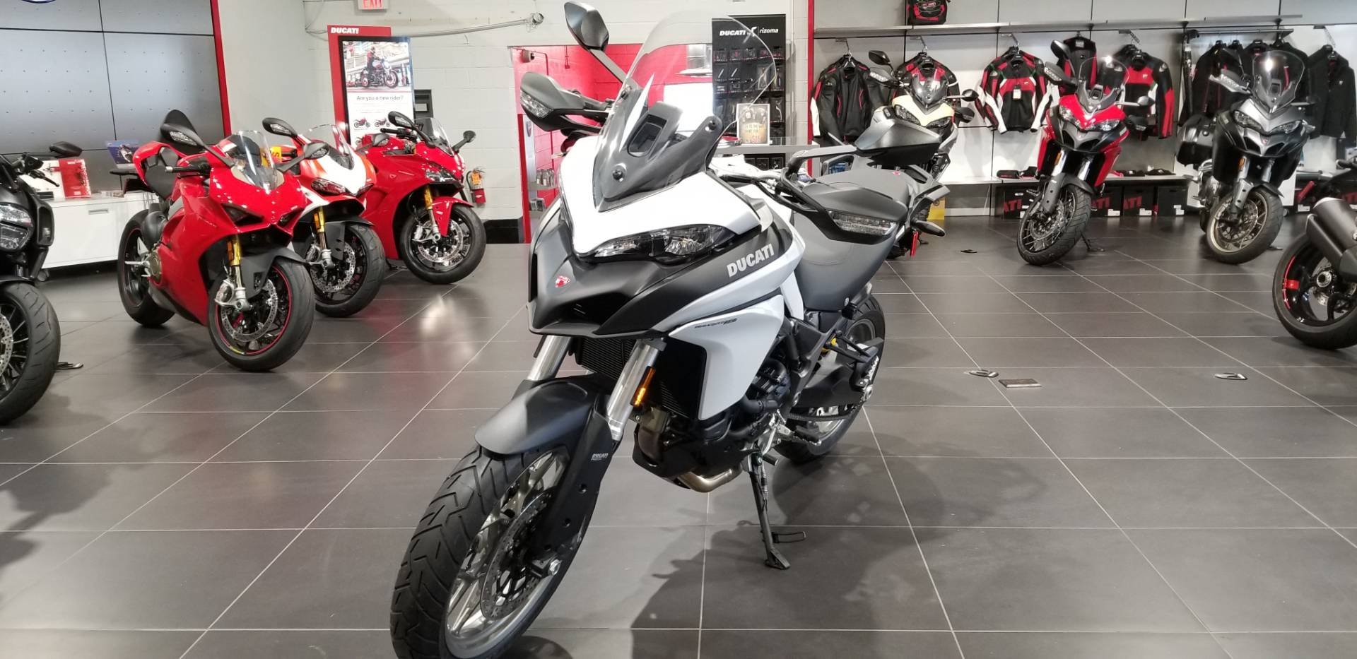 2018 Ducati Multistrada 950 in Gaithersburg, Maryland - Photo 23
