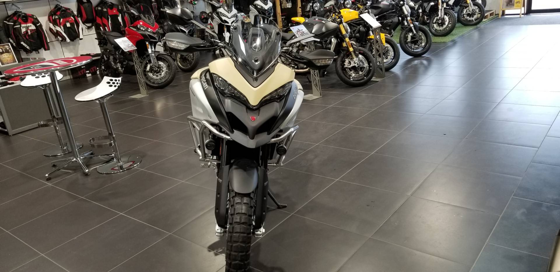 2018 Ducati Multistrada 1200 Enduro Pro in Gaithersburg, Maryland