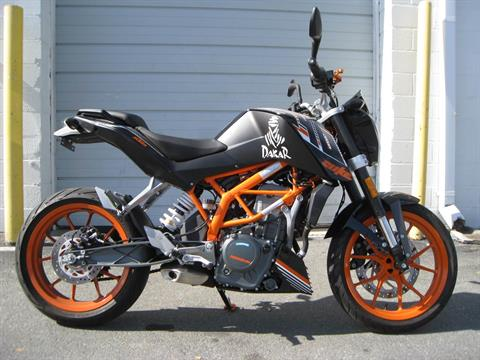 2016 KTM 390 Duke in Gaithersburg, Maryland