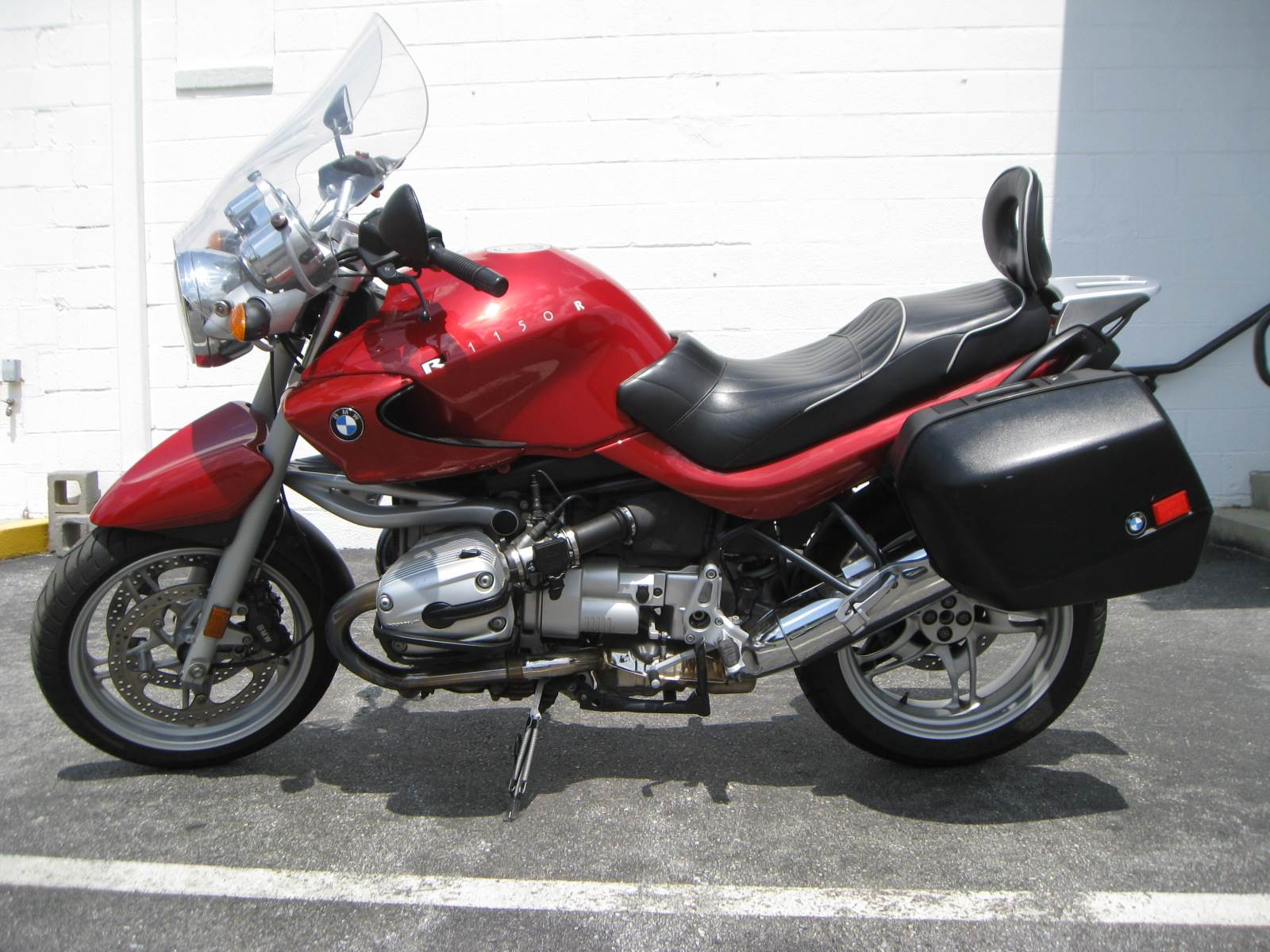 2004 BMW R 1150 R in Gaithersburg, Maryland