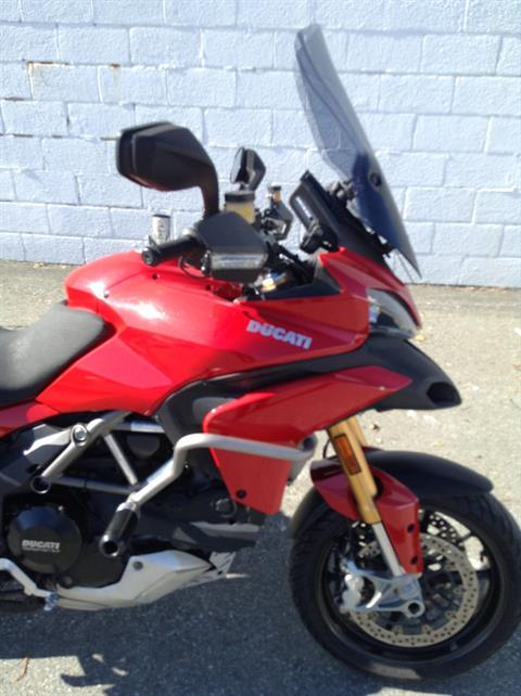2010 Ducati Multistrada 1200 S in Gaithersburg, Maryland - Photo 4