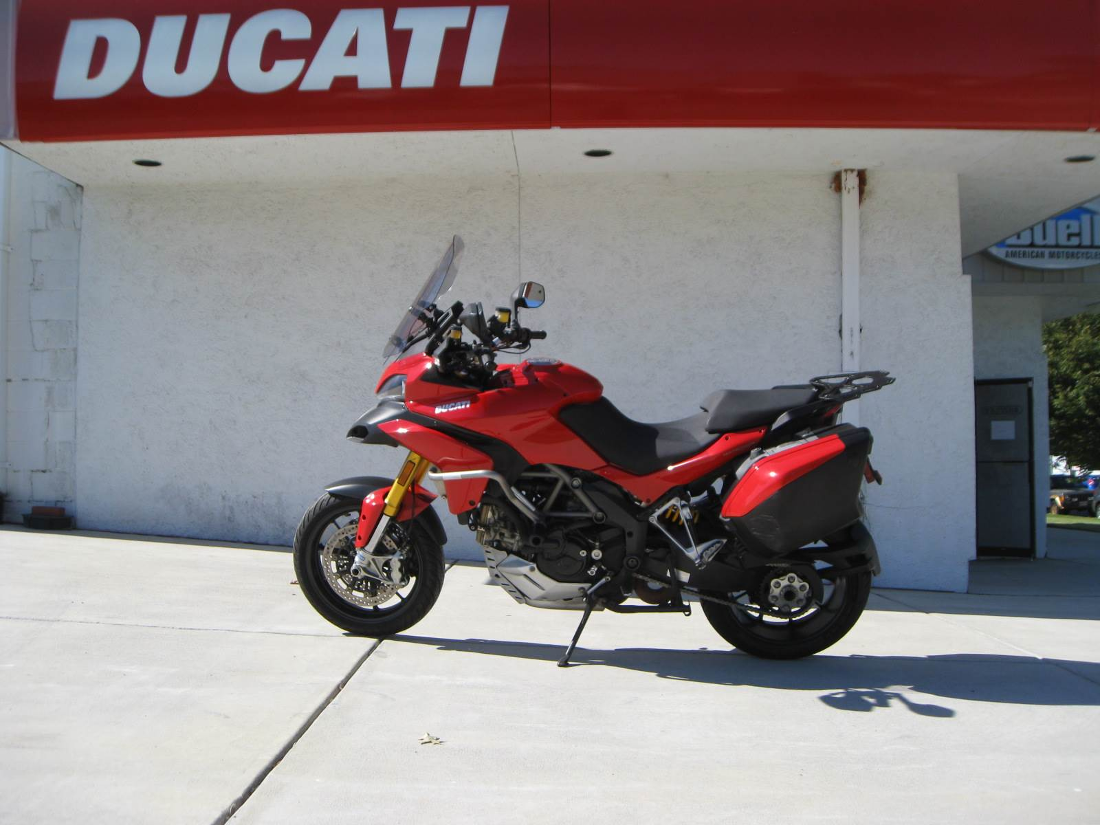 2010 Ducati Multistrada 1200S Touring in Gaithersburg, Maryland