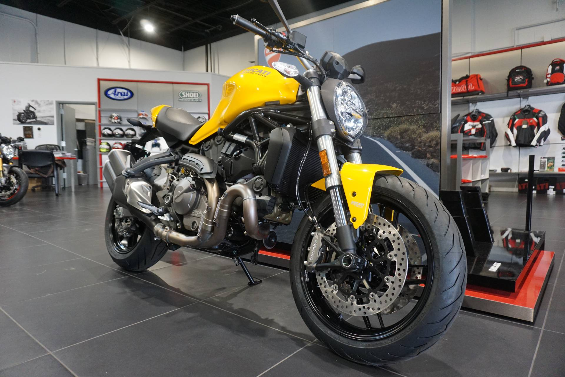 2018 Ducati Monster 821 in Gaithersburg, Maryland