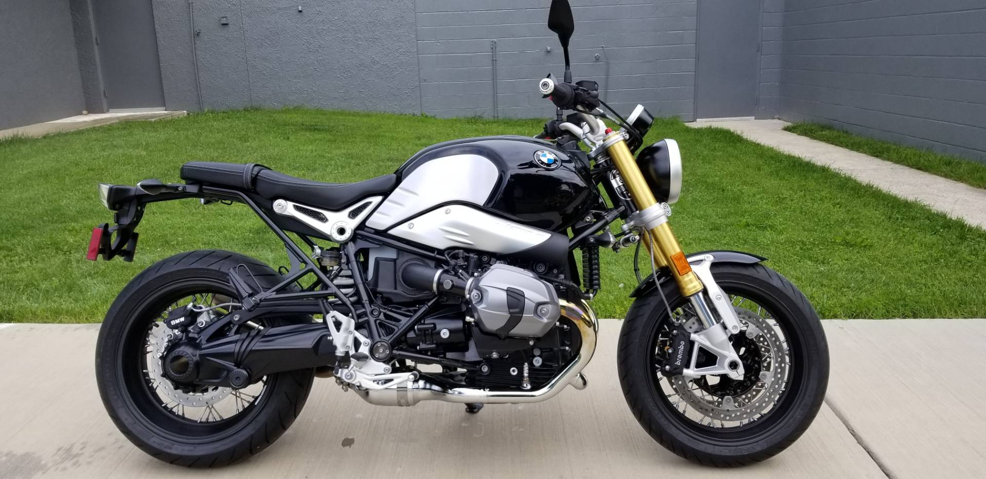 2018 BMW R nineT in Gaithersburg, Maryland - Photo 1