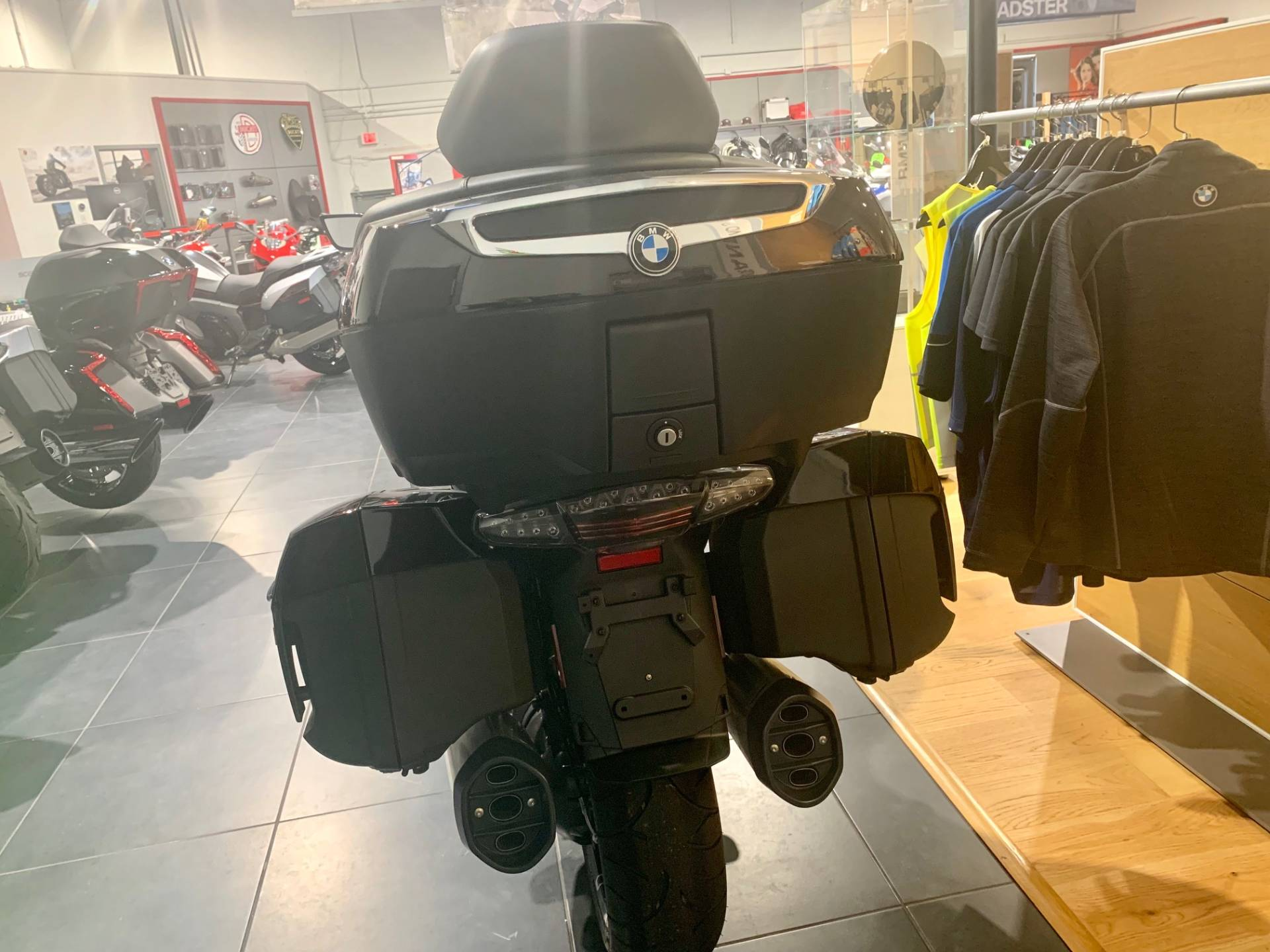 2018 BMW K 1600 GTL in Gaithersburg, Maryland - Photo 6