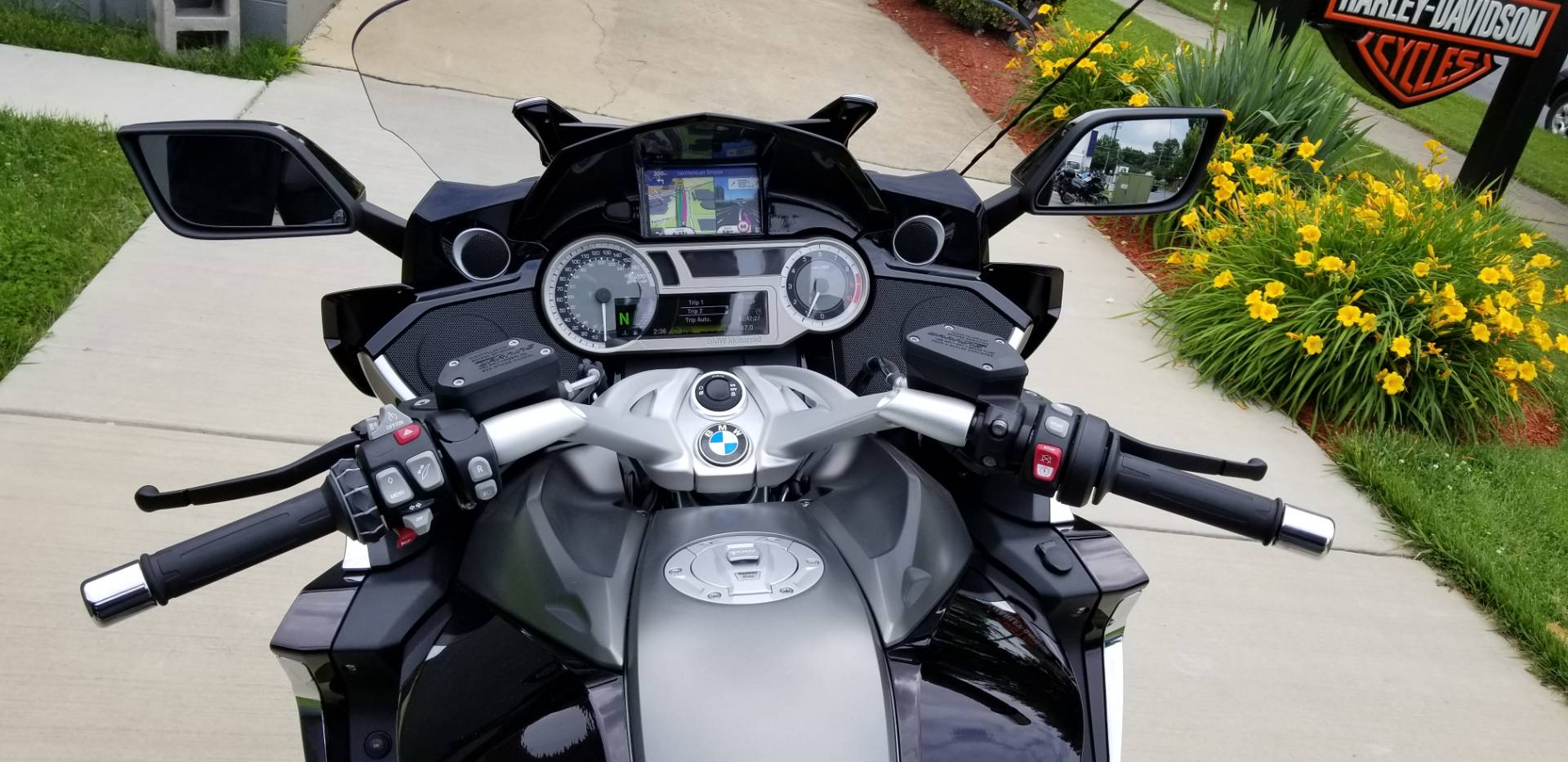 2018 BMW K 1600 GTL in Gaithersburg, Maryland