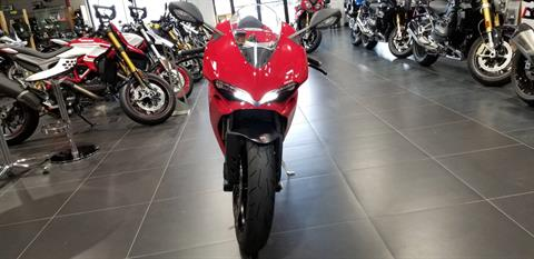 2017 Ducati Superbike 959 Panigale (US version) in Gaithersburg, Maryland
