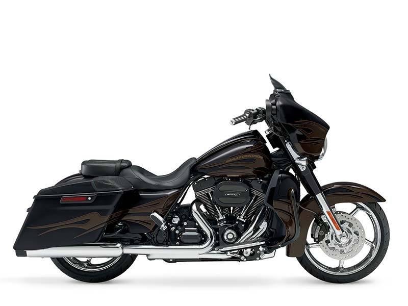 New 2015 Harley-Davidson CVO™ Street Glide® Motorcycles in ...