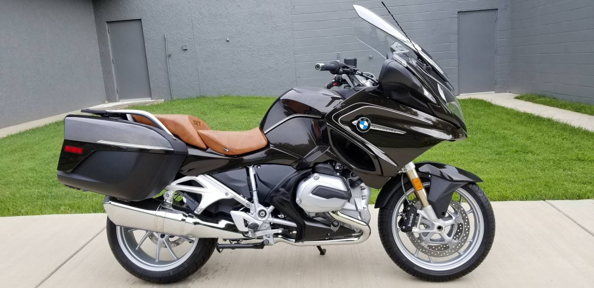 New 2018 Bmw R 1200 Rt Motorcycles In Gaithersburg Md Stock