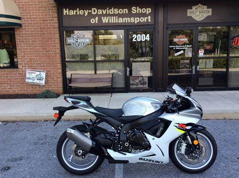 2018 Suzuki GSX-R600 in Williamsport, Maryland