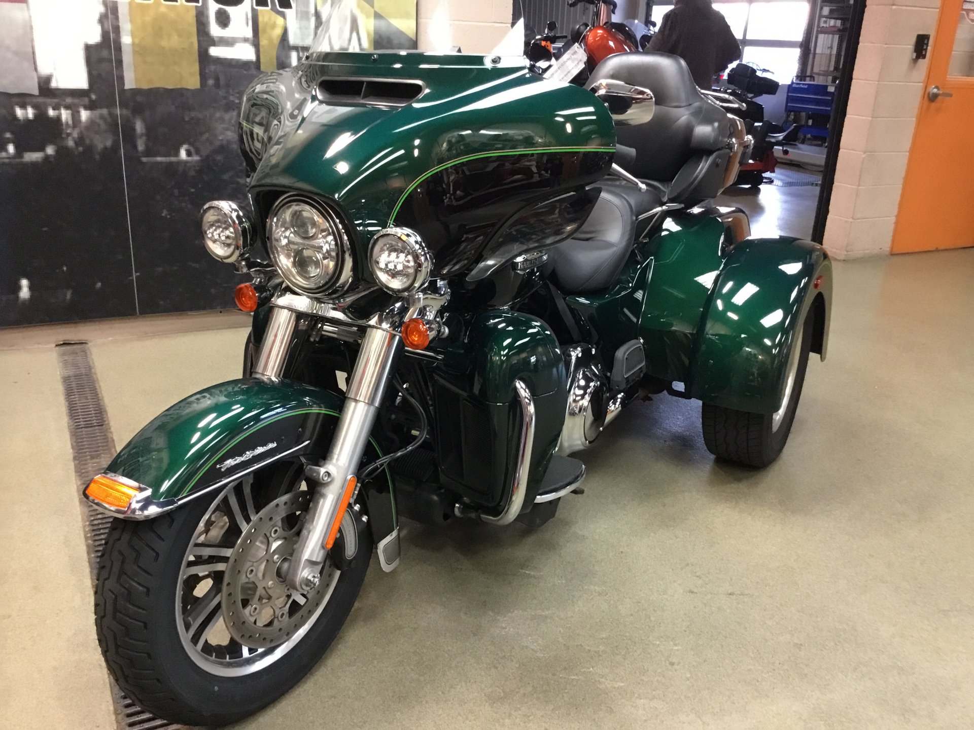 2016 Harley-Davidson Tri Glide® Ultra in Frederick, Maryland - Photo 1