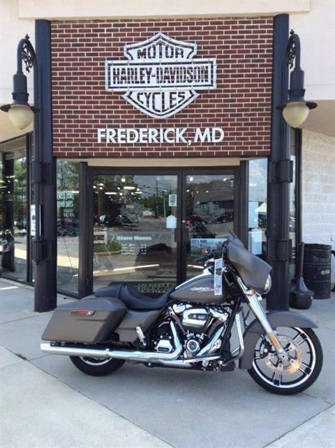 2018 Harley-Davidson Street Glide® in Frederick, Maryland - Photo 1