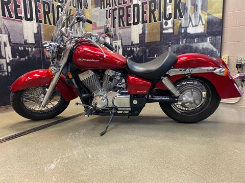 2015 Honda Shadow in Frederick, Maryland - Photo 1