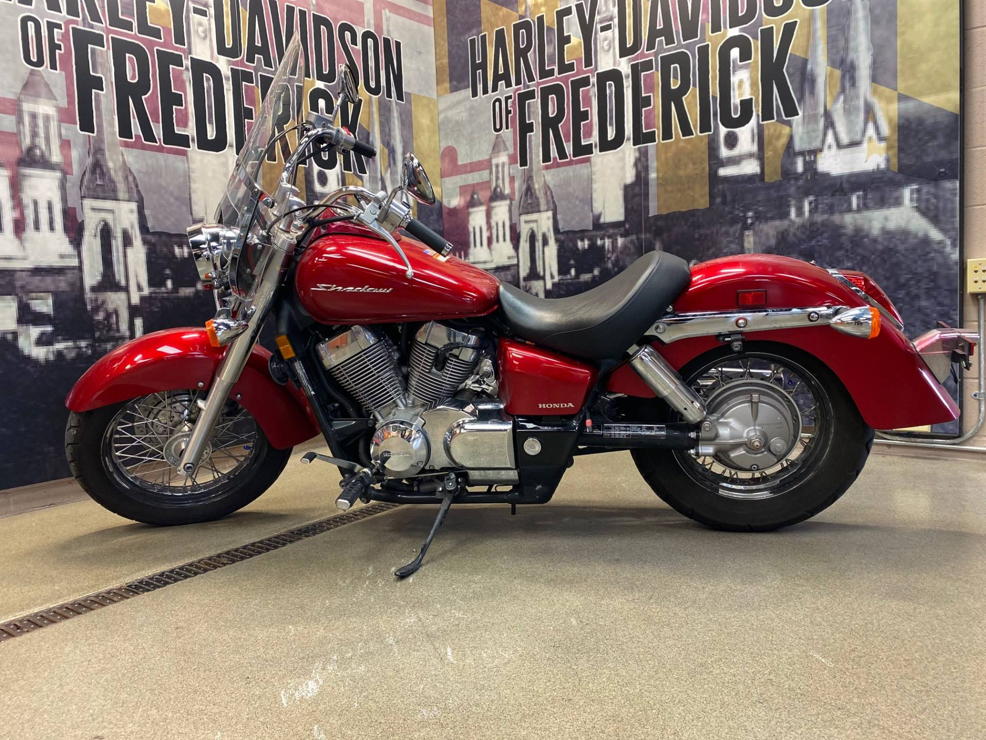 2015 Honda Shadow in Frederick, Maryland - Photo 2