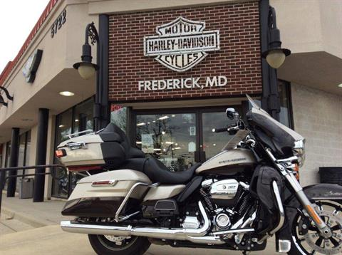 2018 Harley-Davidson Ultra Limited in Frederick, Maryland