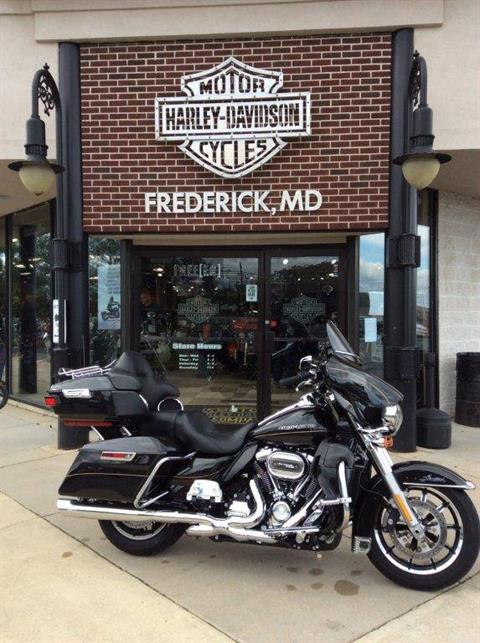 2017 Harley-Davidson Ultra Limited in Frederick, Maryland