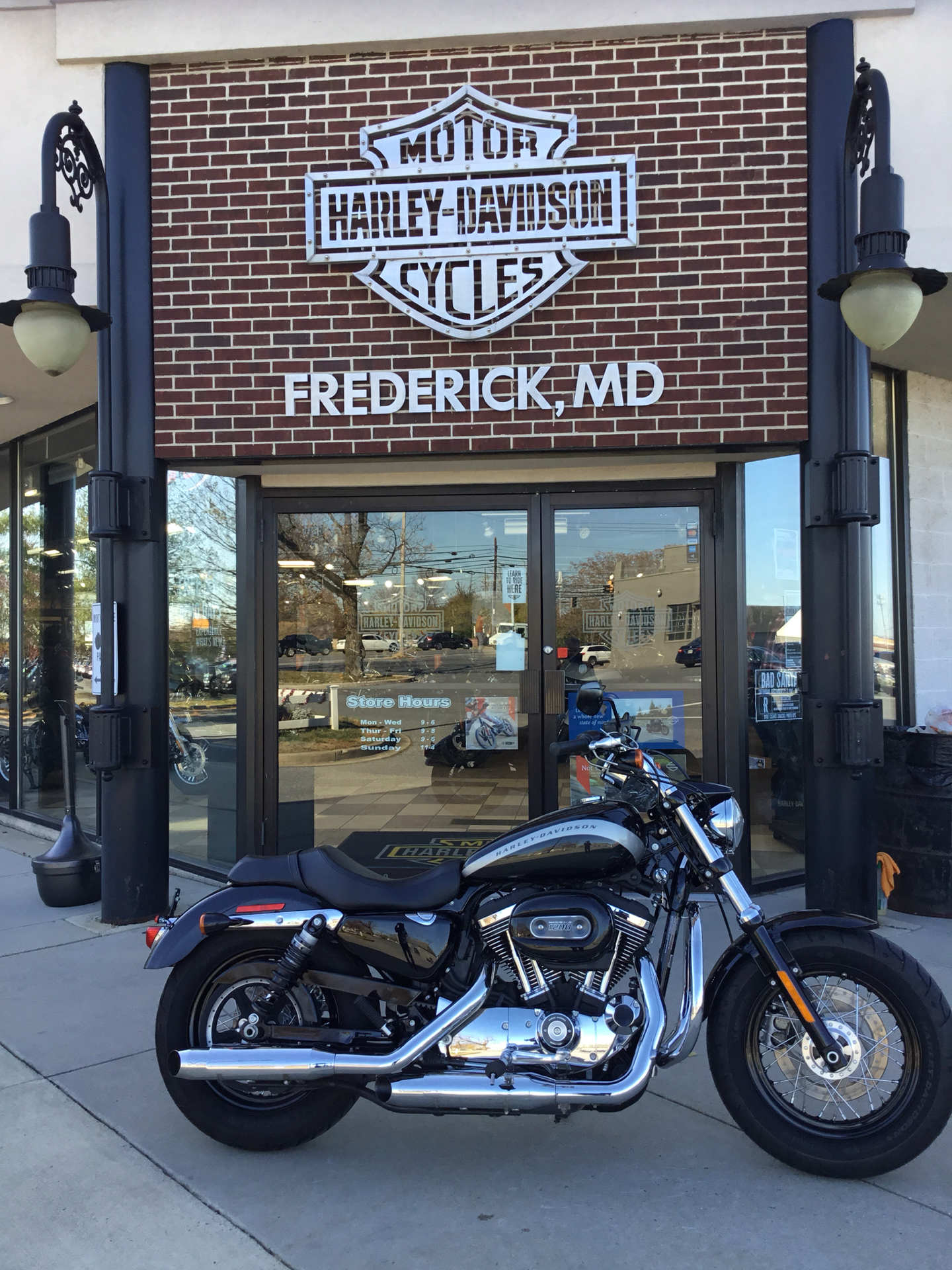 2018 Harley-Davidson XL1200C in Frederick, Maryland - Photo 1