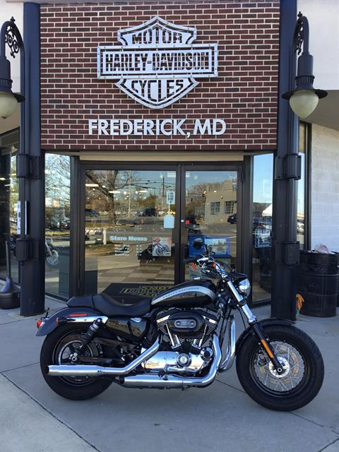 2018 Harley-Davidson XL1200C in Frederick, Maryland - Photo 2