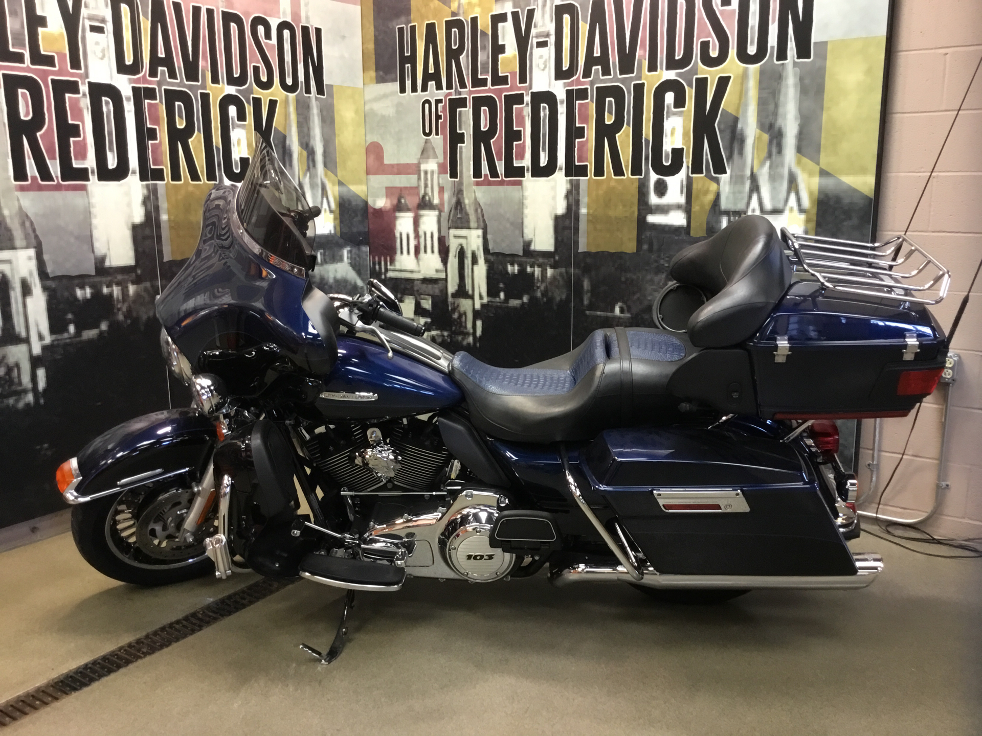 2012 Harley-Davidson Electra Glide® Ultra Limited in Frederick, Maryland - Photo 2