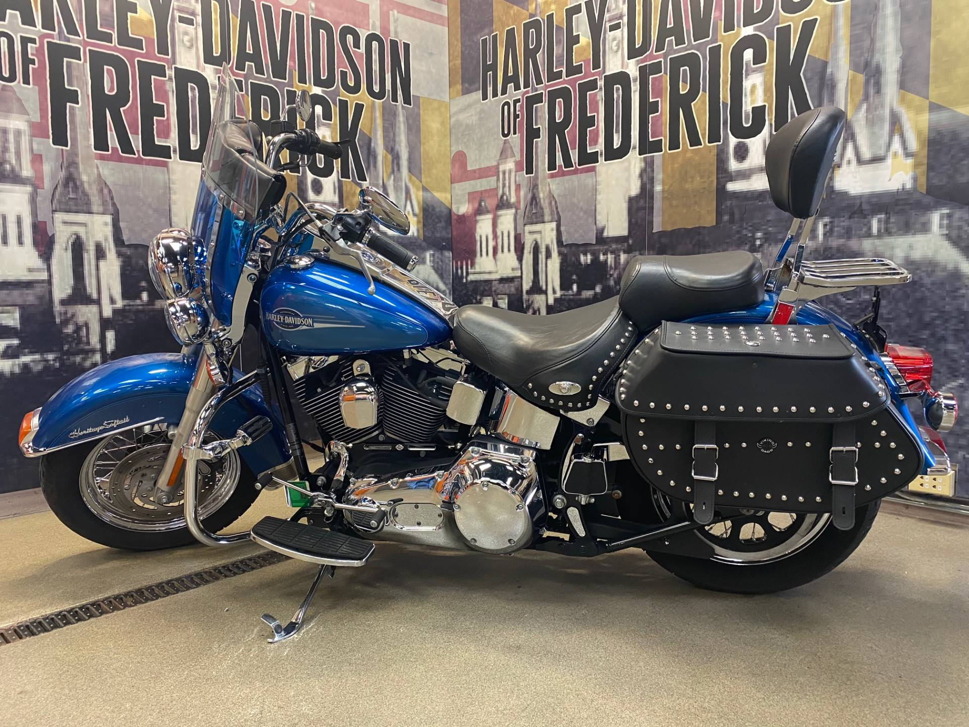 2005 Harley-Davidson FLSTCI Heritage Softail® Classic® Peace Officer Special Edition in Frederick, Maryland - Photo 1