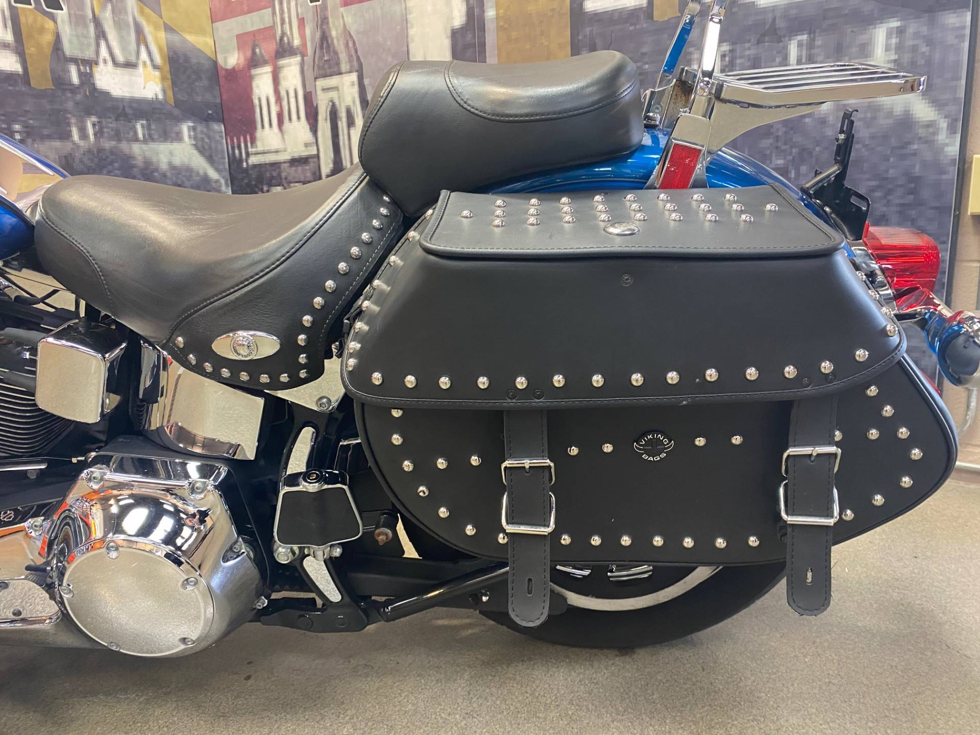 2005 Harley-Davidson FLSTCI Heritage Softail® Classic® Peace Officer Special Edition in Frederick, Maryland - Photo 2