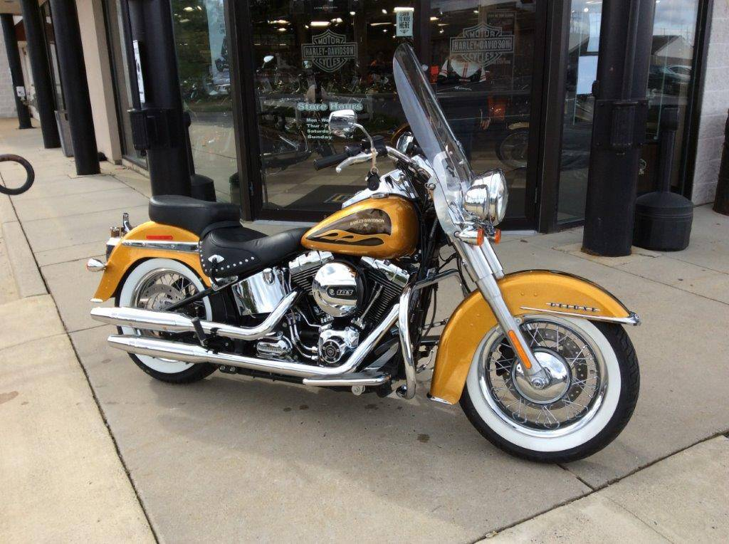 2016 Harley-Davidson Softail® Deluxe in Frederick, Maryland