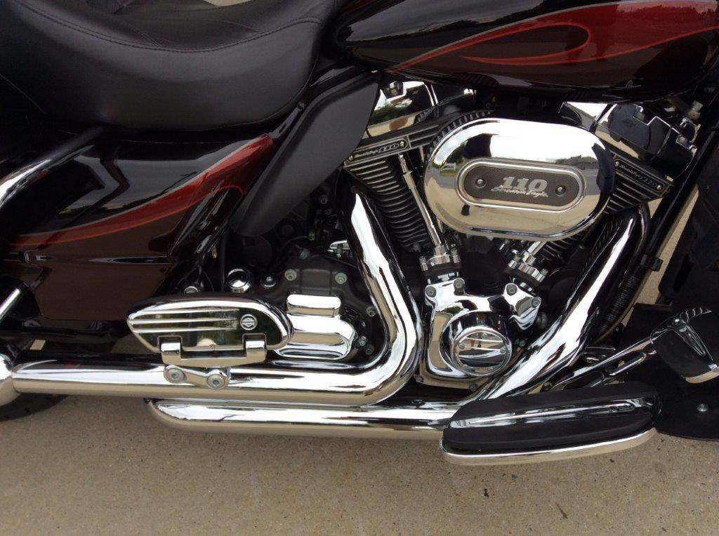 2013 Harley-Davidson CVO™ Ultra Classic® Electra Glide® in Frederick,  Maryland