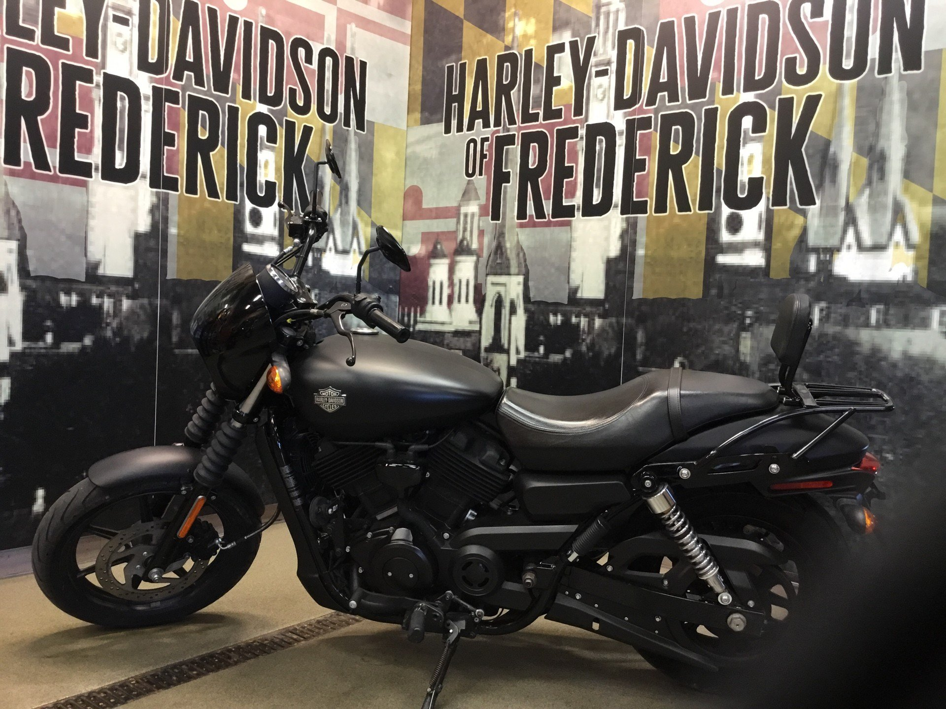 2015 Harley-Davidson Street™ 500 in Frederick, Maryland - Photo 1