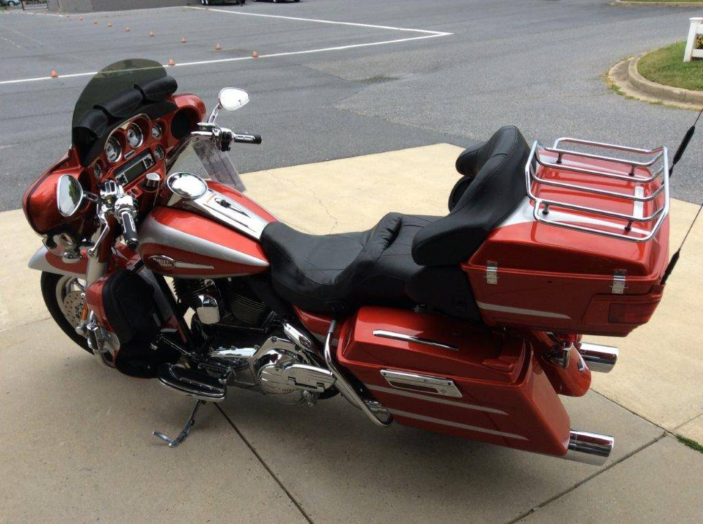 2008 Harley-Davidson CVO™ Screamin' Eagle® Ultra Classic® Electra Glide® in Frederick, Maryland - Photo 8