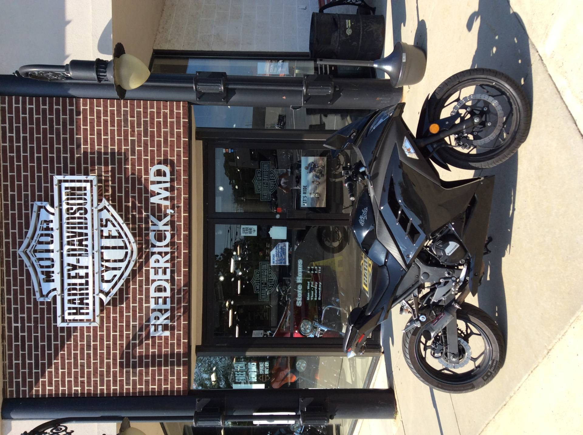 2014 Kawasaki Ninja® 300 in Frederick, Maryland - Photo 2