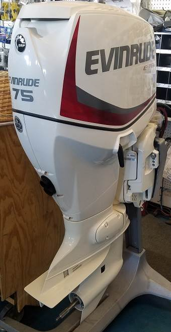 2017 Evinrude E75DSL in Sparks, Nevada