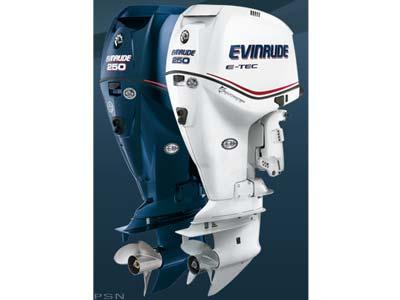 2007 Evinrude 250 V6 (E250DPX / E250DCX) in Sparks, Nevada