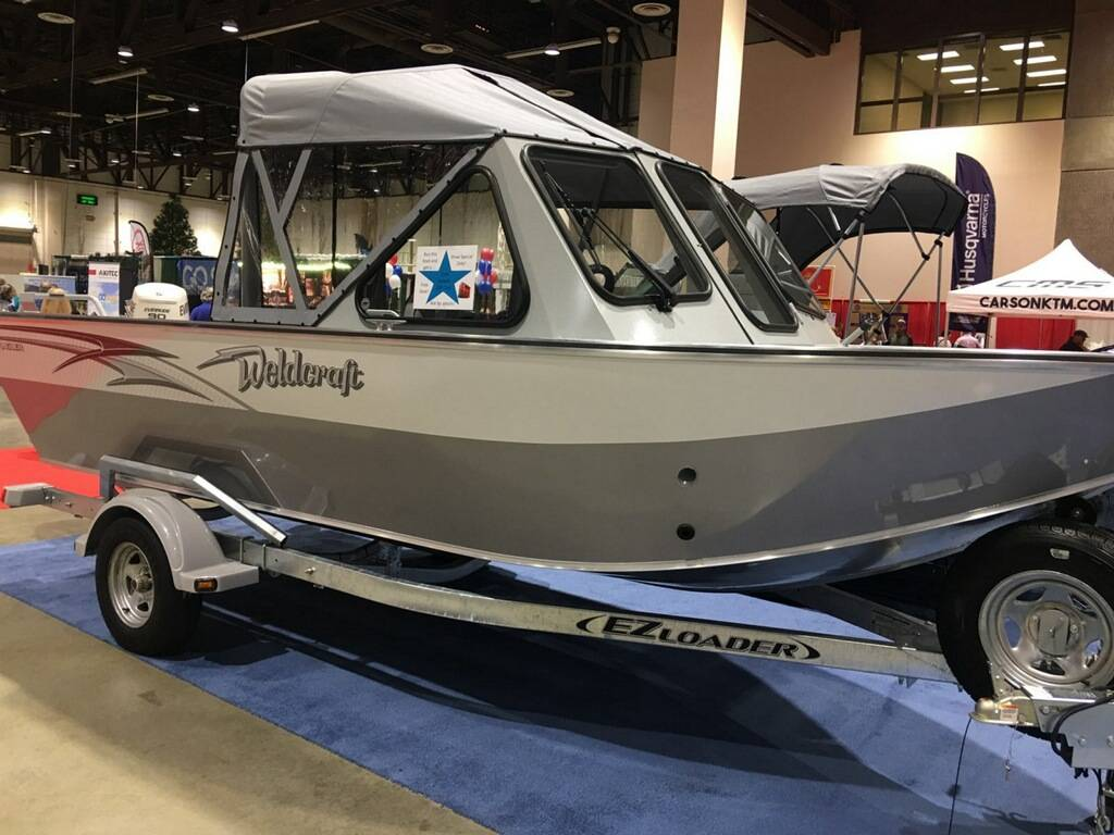 2019 Weldcraft Marine 18 Angler in Sparks, Nevada - Photo 2