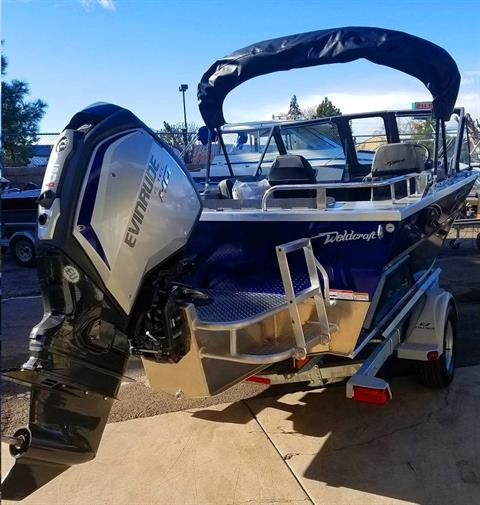 2019 Weldcraft Marine 188 Rebel in Sparks, Nevada