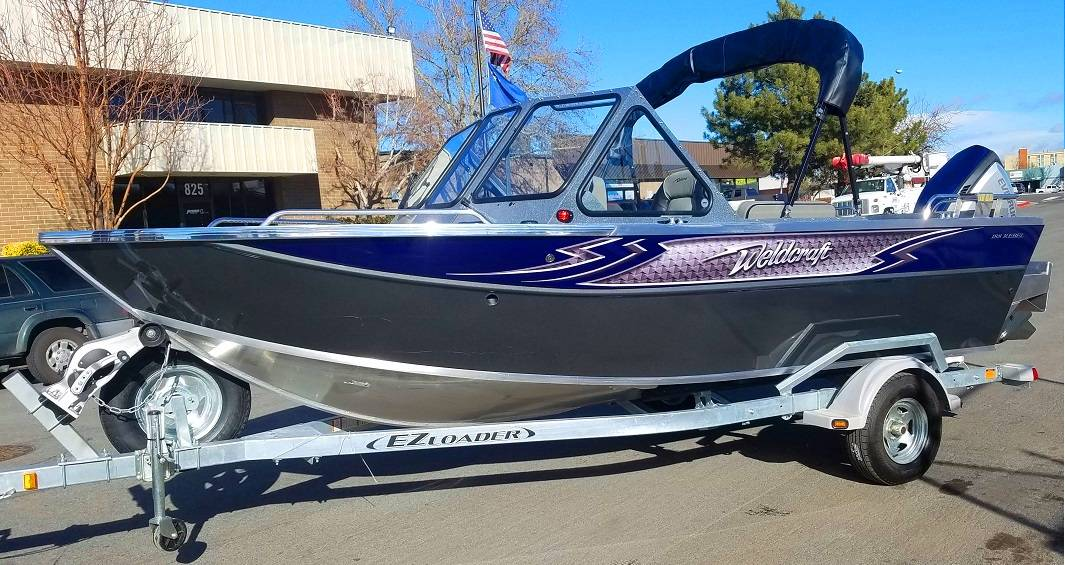 2019 Weldcraft Marine 188 Rebel in Sparks, Nevada - Photo 2