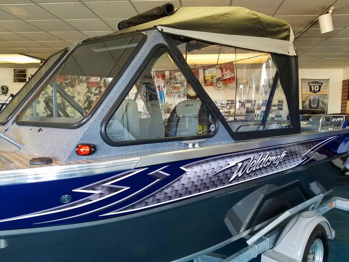 2019 Weldcraft Marine 188 Rebel in Sparks, Nevada - Photo 4