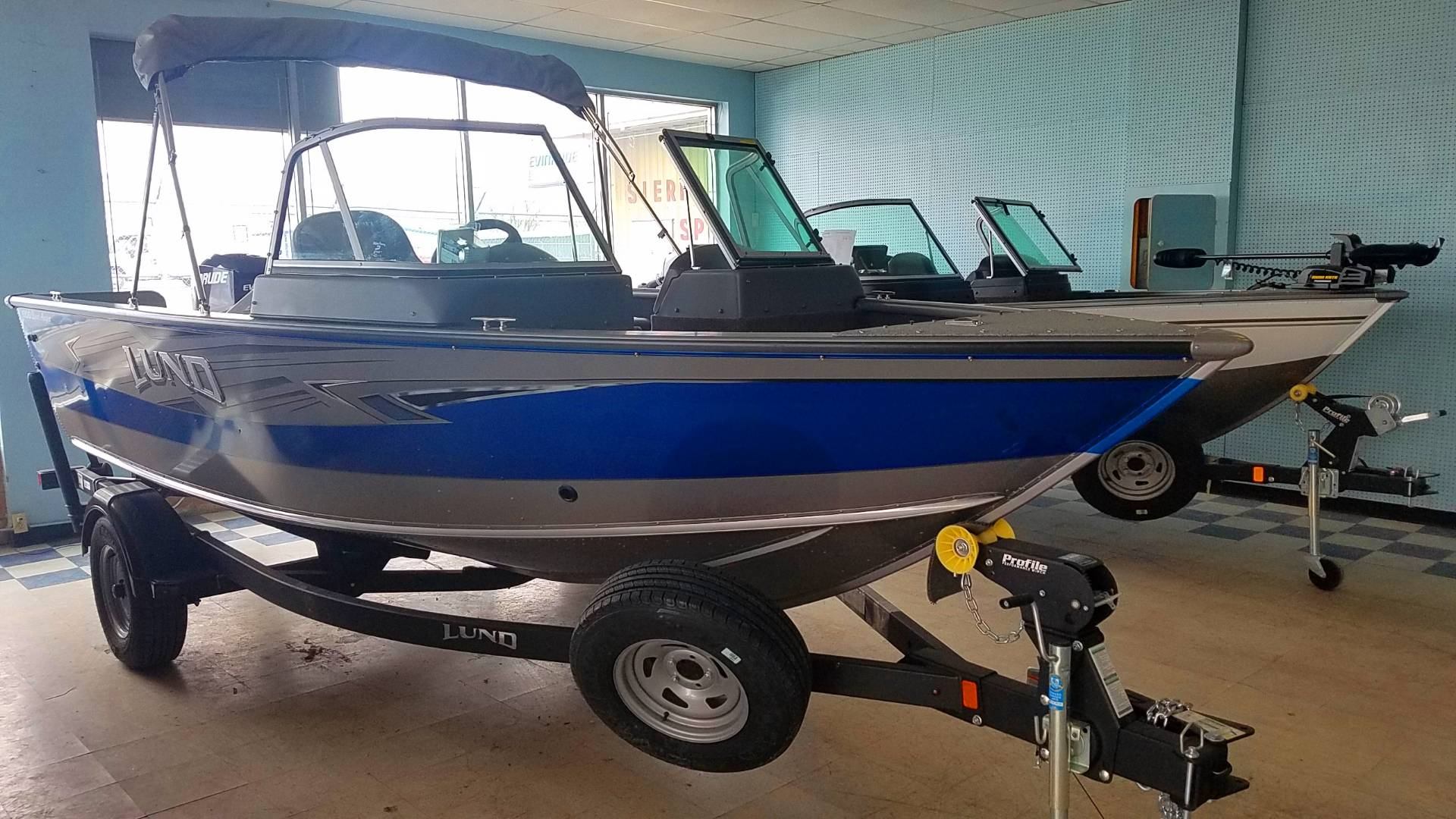 2019 Lund 1800 Sport Angler in Sparks, Nevada - Photo 13