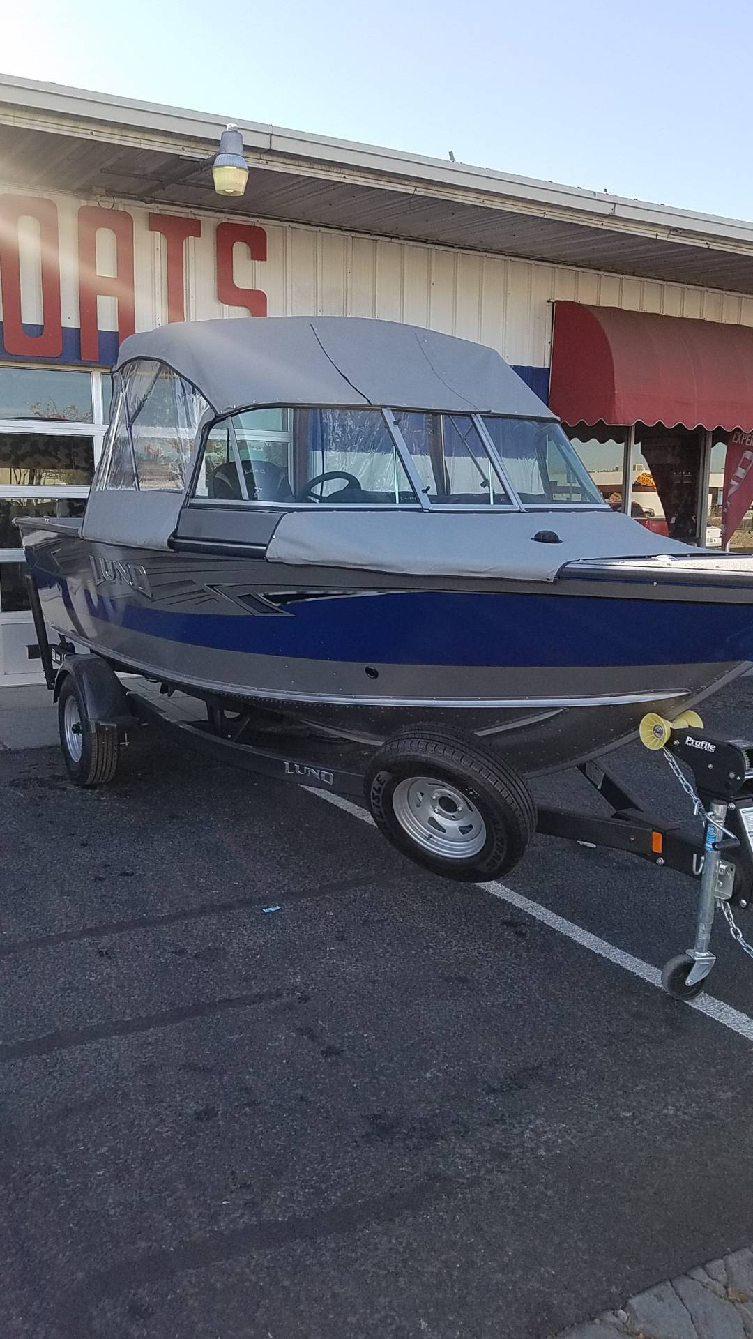 2019 Lund 1800 Sport Angler in Sparks, Nevada - Photo 14