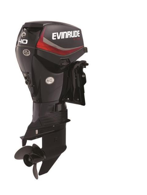 2016 Evinrude E40DPGL in Sparks, Nevada