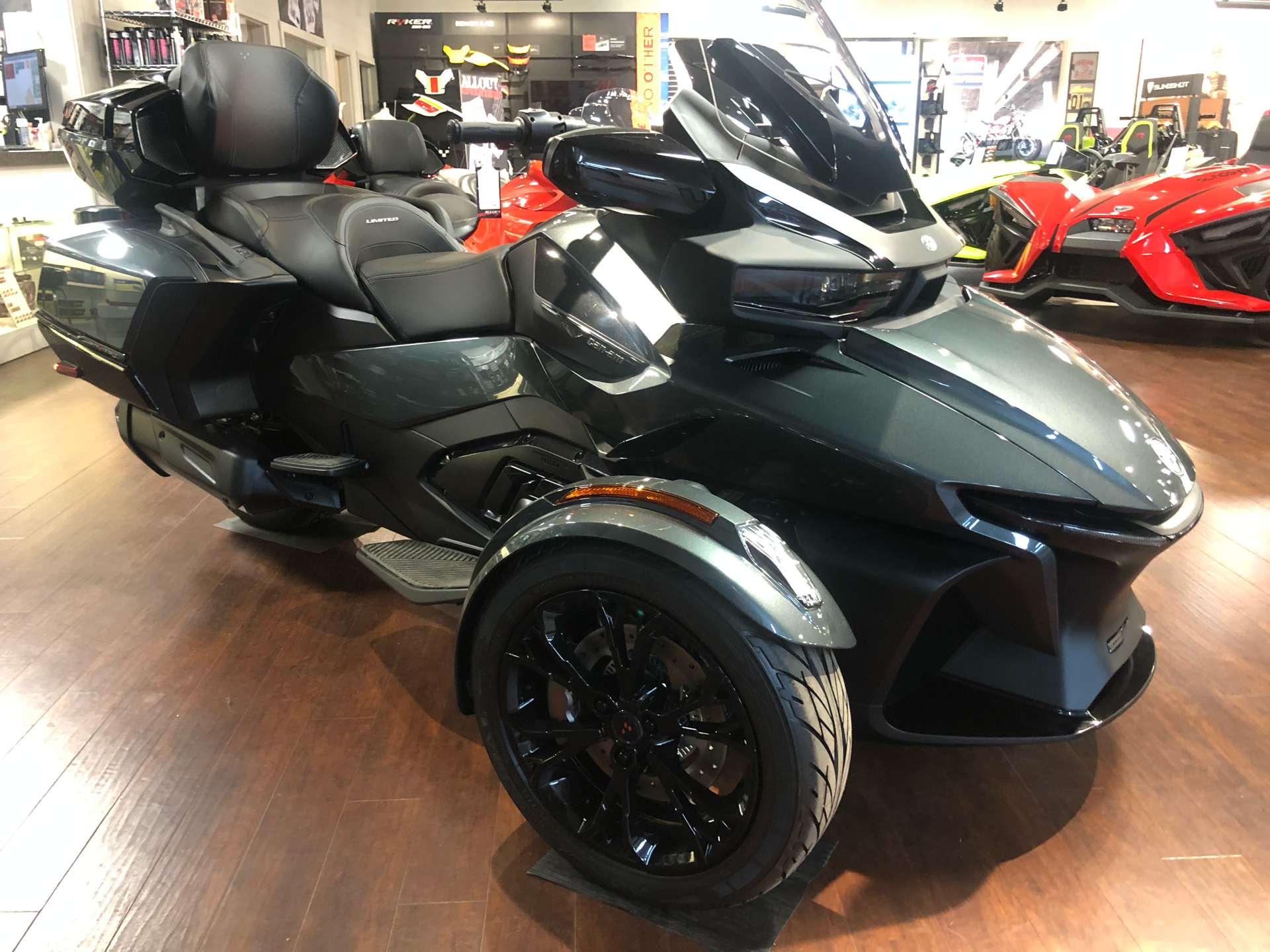 2021 Can-Am Spyder RT Limited in Chesapeake, Virginia - Photo 3