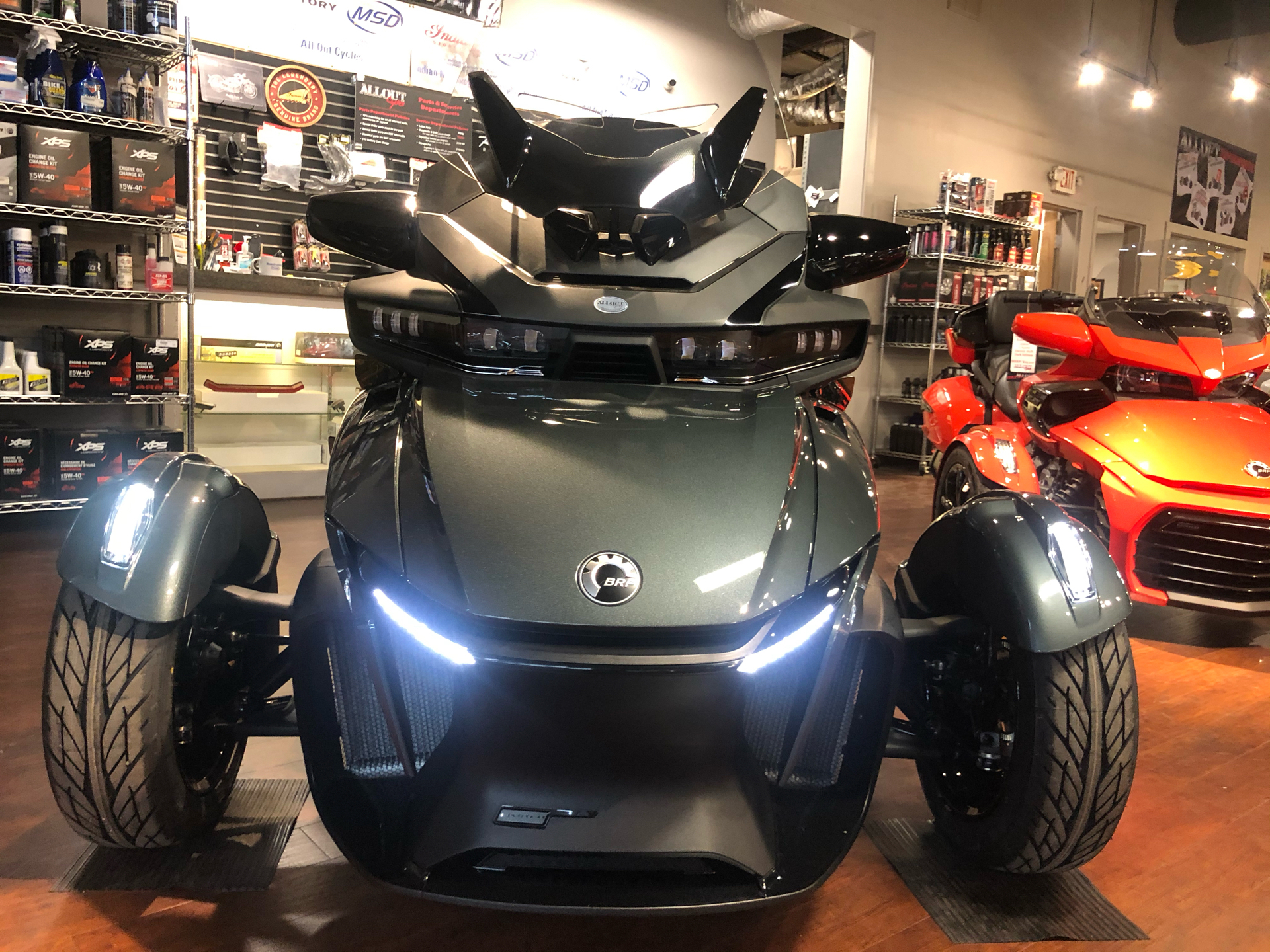 2021 Can-Am Spyder RT Limited in Chesapeake, Virginia - Photo 4