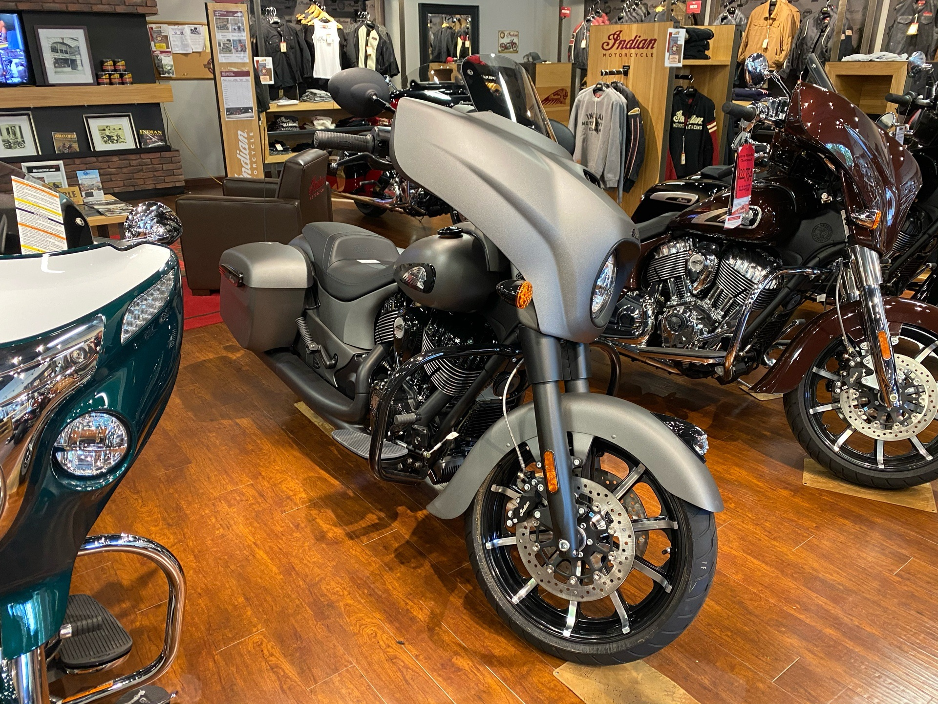 2020 Indian Chieftain® Dark Horse® in Chesapeake, Virginia - Photo 1
