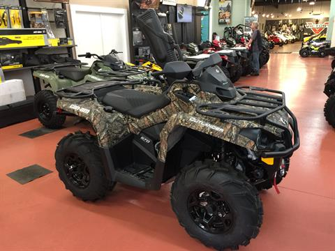 2019 Can-Am Outlander Mossy Oak Hunting Edition 570 in Chesapeake, Virginia