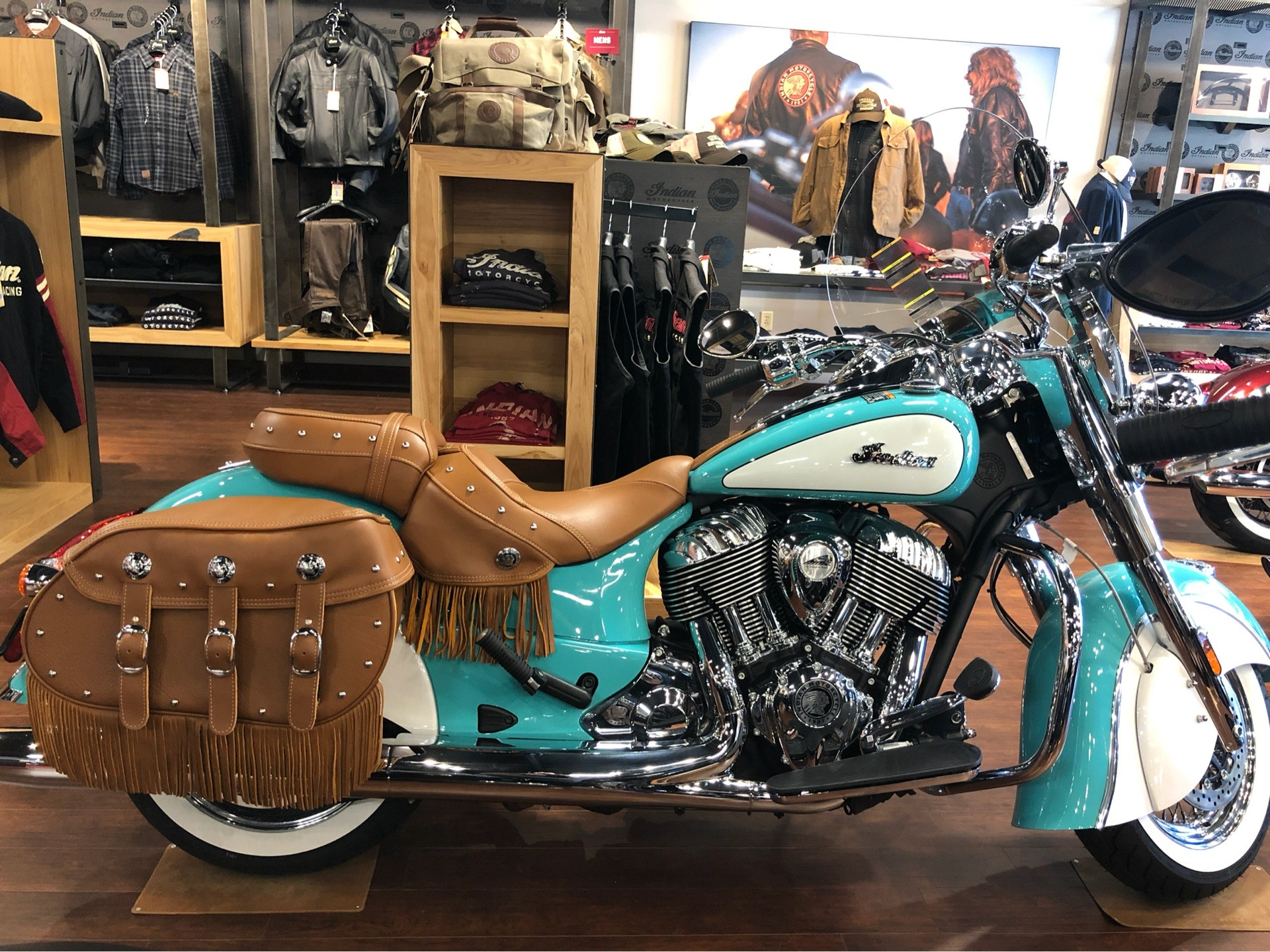 2019 Indian Chief® Vintage Icon Series in Chesapeake, Virginia - Photo 1