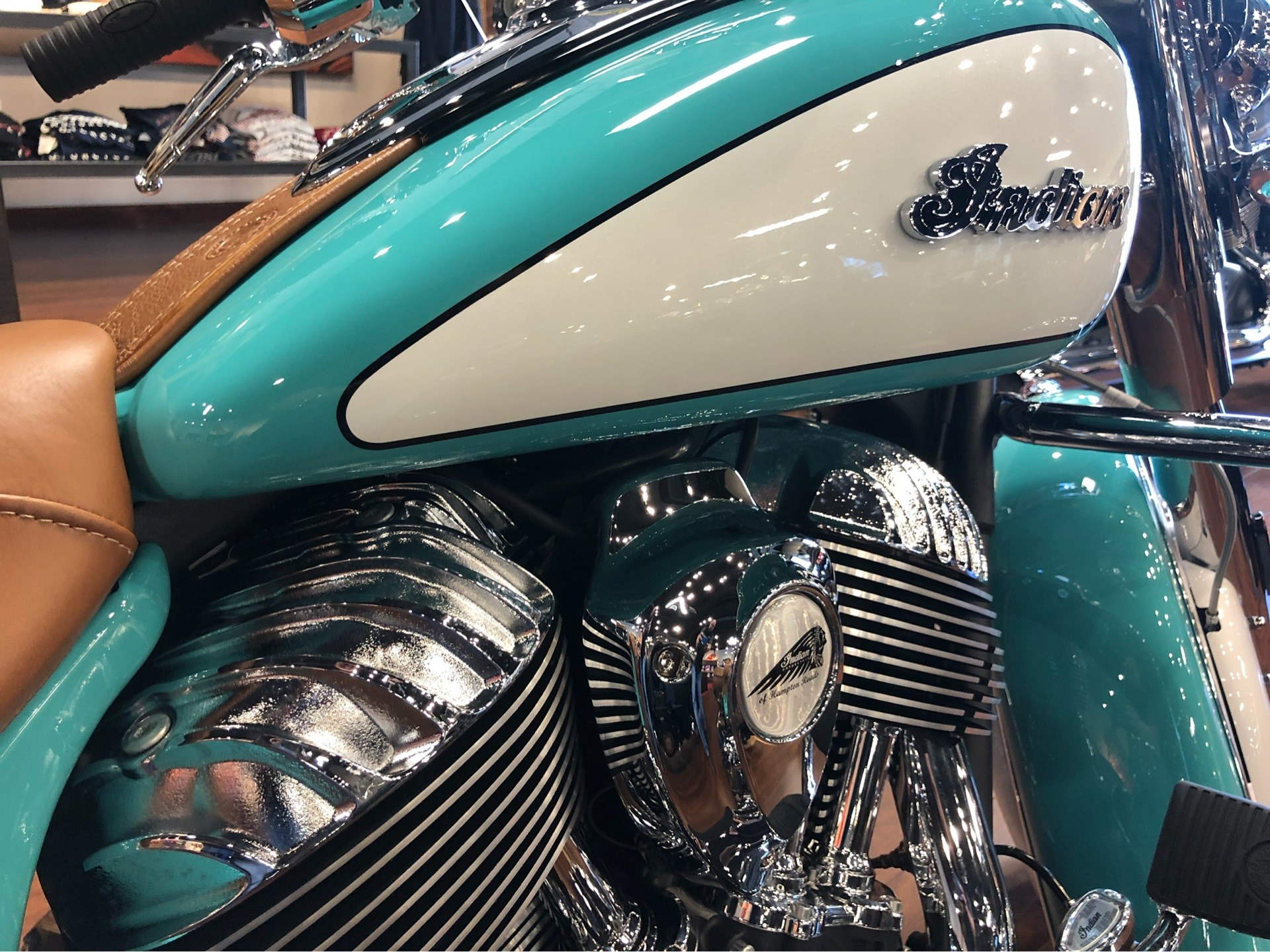 2019 Indian Chief® Vintage Icon Series in Chesapeake, Virginia - Photo 11