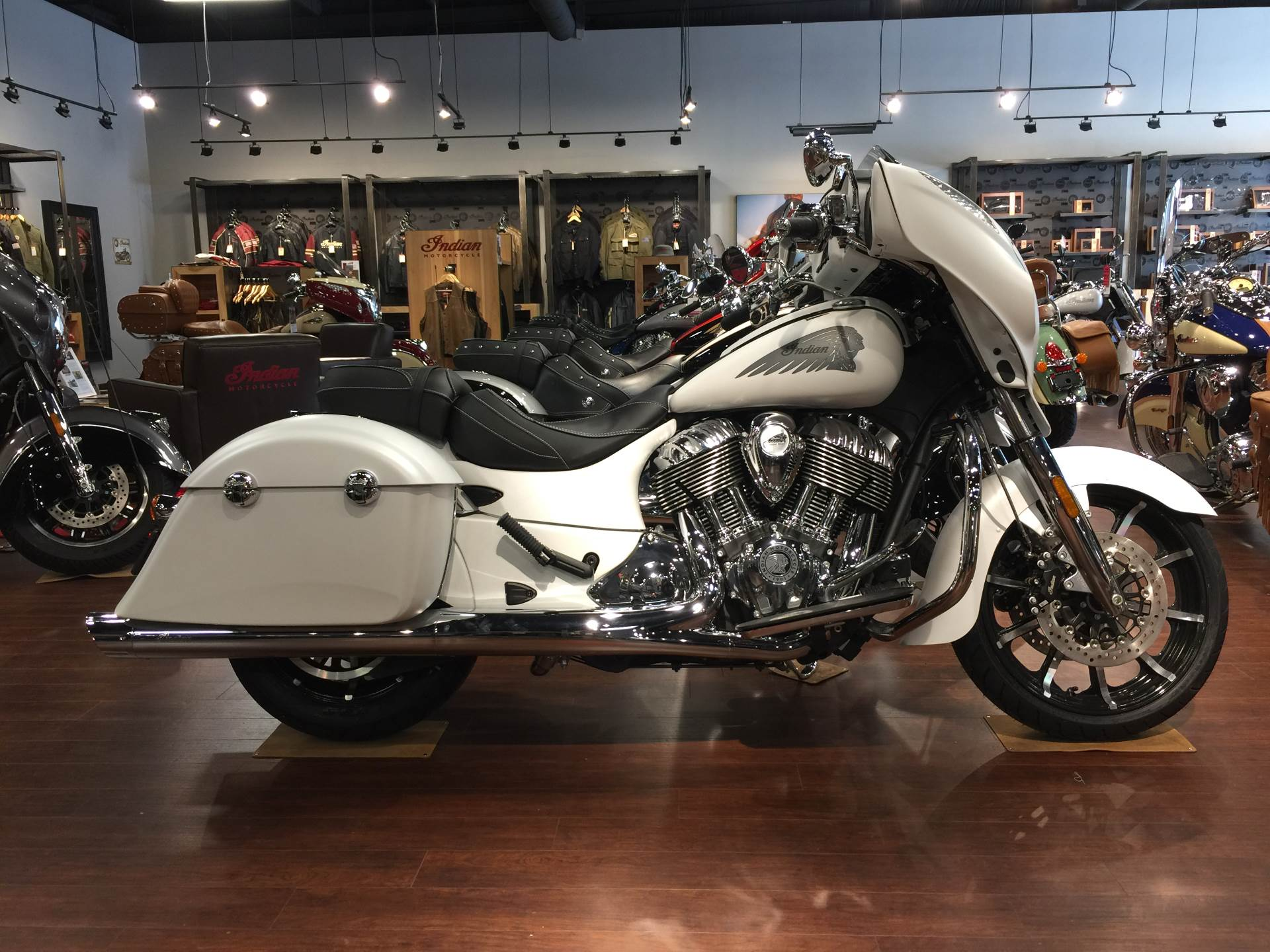 2017 Indian ChieftainR Limited In Chesapeake Virginia