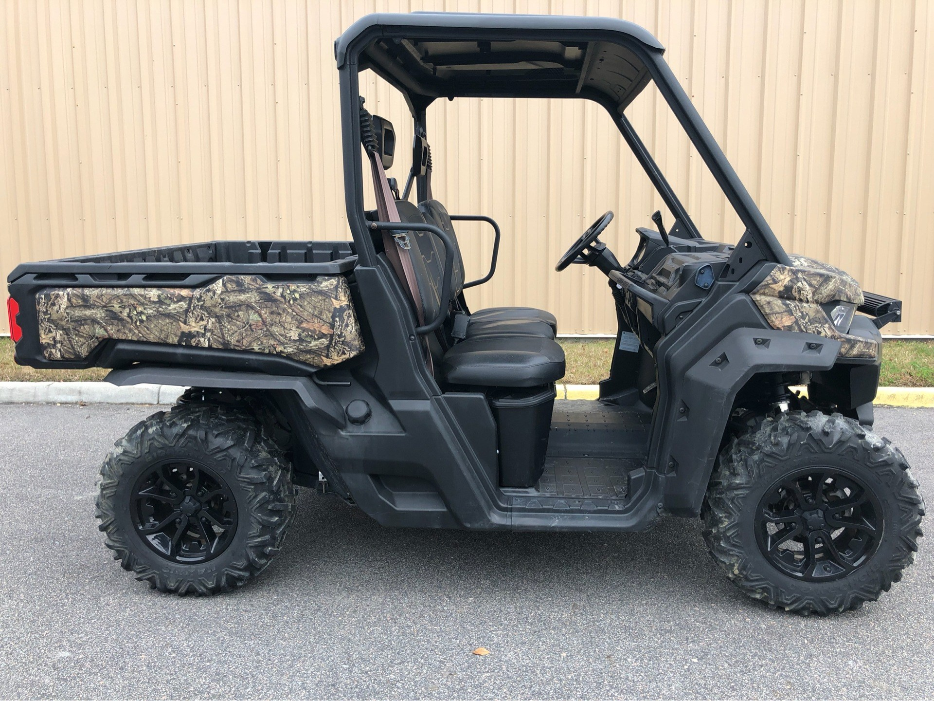 2016 Can-Am Defender XT HD10 in Chesapeake, Virginia