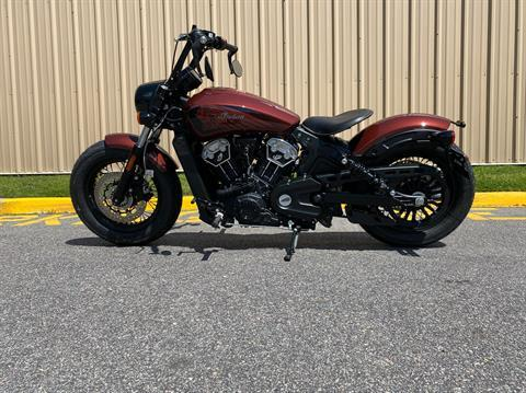 2020 Indian Scout® Bobber Twenty ABS in Chesapeake, Virginia - Photo 1