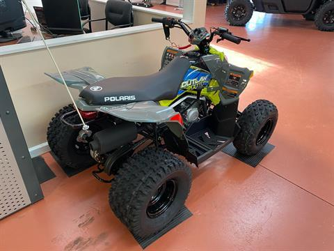 2021 Polaris Outlaw 110 EFI in Chesapeake, Virginia - Photo 2
